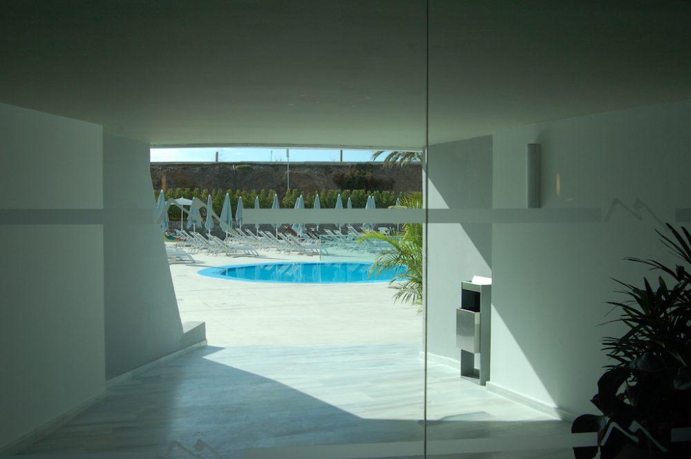 Rotulación corporativa y de seguridad, Hotel Santa Mónica Gran Canaria