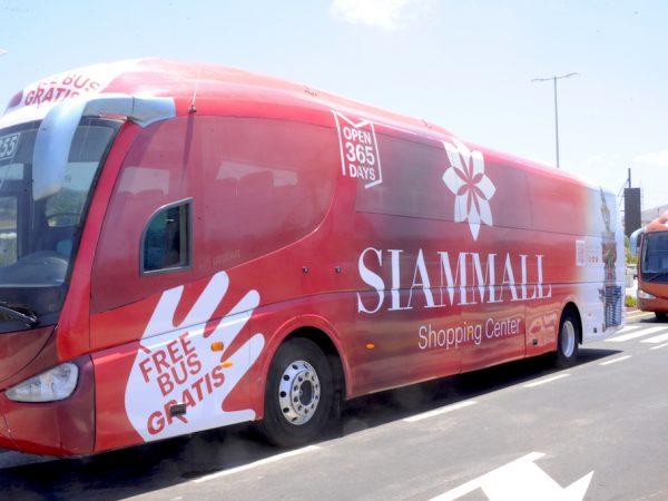 Siam Mall Bus