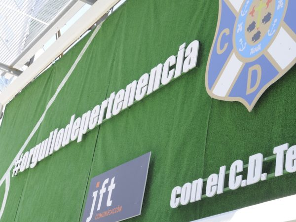 Valla CD Tenerife