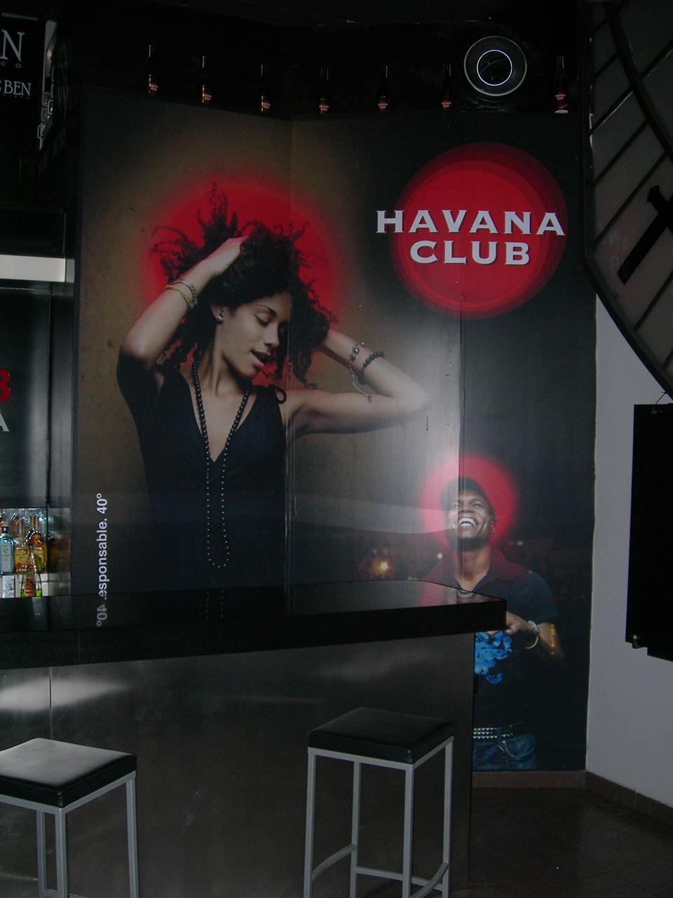 Ambietación Habana Club, Tenerife