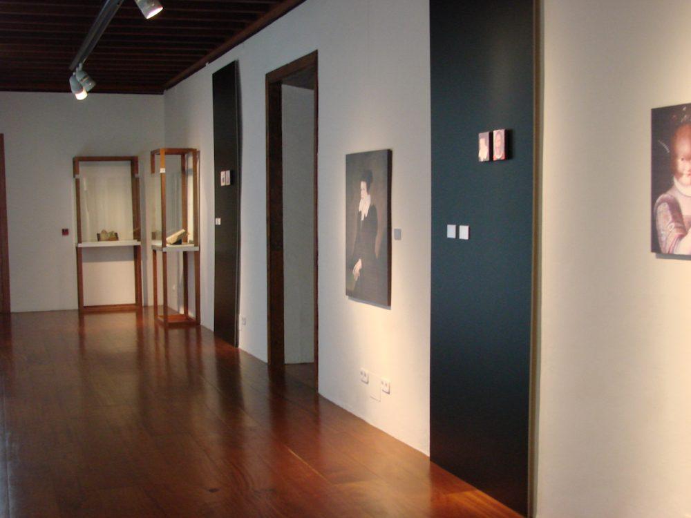 Museografía exposición Petrus Gonsalvus, Tenerife