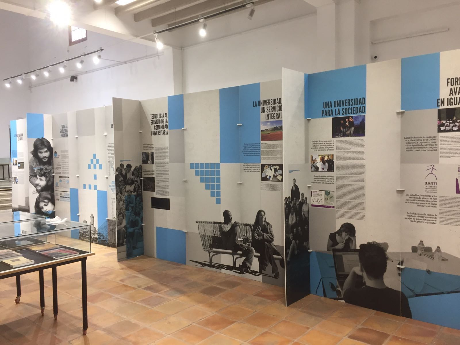 Proyecto museográfico Universidad de la Laguna, Tenerife