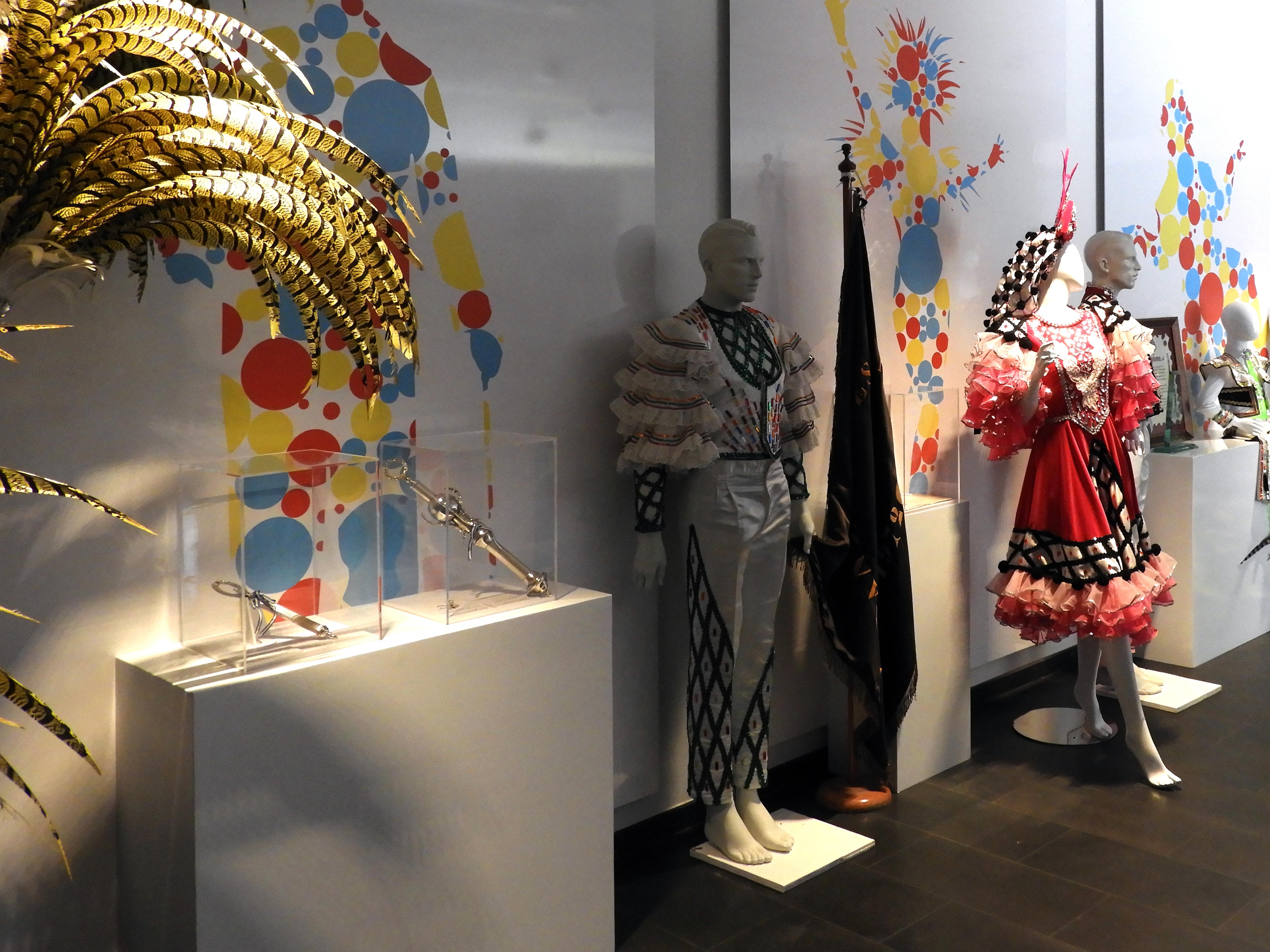 Proyecto museográfico Casa del Carnaval, Tenerife