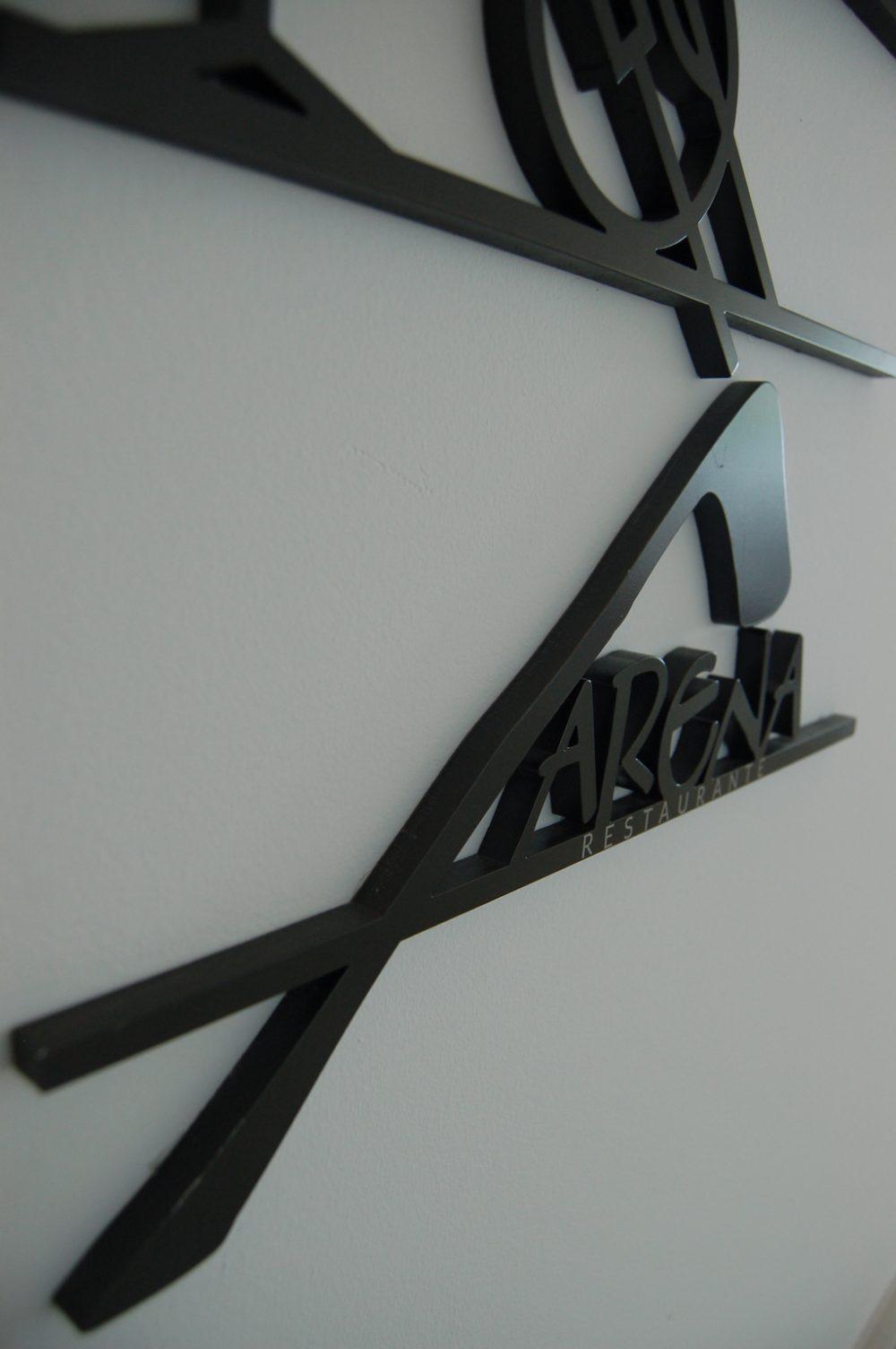 Logotipo Restaurante Arena, Gran Canaria