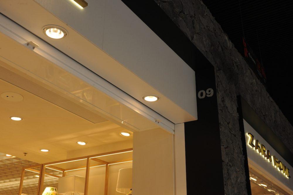 Proyecto diseño y desarrollo señalética, Siam Mall Tenerife