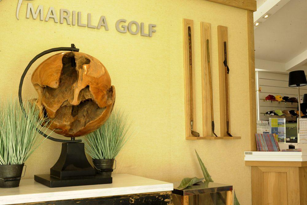Ambientación y señalización Amarilla Golf, Tenerife